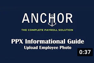 Anchor_Employee Maintenance- Adding an Employee Photo
